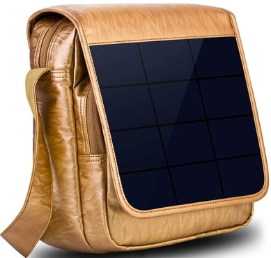 """Сумка """"SolarBag SB-355"""" с солнечной батареей"""