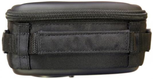 Внешне прибор напоминает обыкновенную компактную сумочку под фотоаппарат и изготовлен из прочного износоустойчивого материала