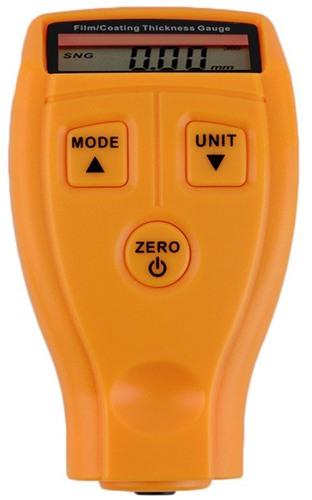 Прибор управляется всего тремя кнопками