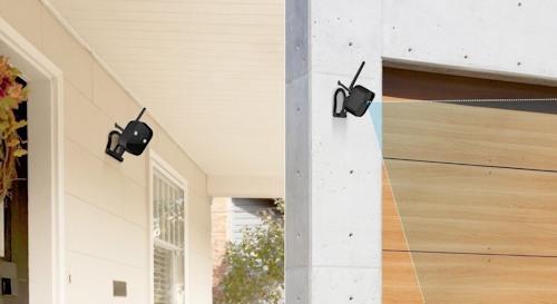"""Камеры видеокомплекта """"Zmodo Дом"""" имеют  разрешение 720р, что обеспечивает прекрасное качество снимаемого видео"""
