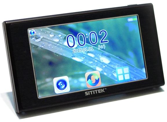 """Монитор видеоглазка """"SITITEK Safebox"""""""
