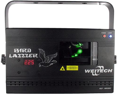 Отпугиватель птиц Weitech WK-0062 имеет небольшие габариты и современный внешний вид (кликните по фото для увеличиния)