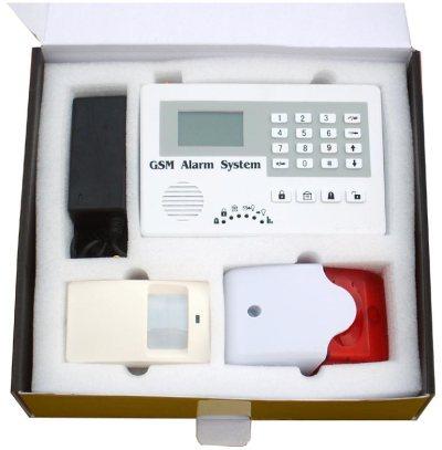 Комплект поставки GSM-сигнализации