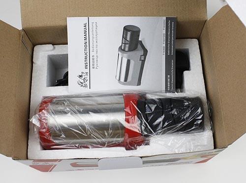 """Комплект поставки электрической ножеточки """"TAIDEA 1031"""""""