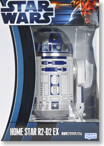 Домашний планетарий R2-D2 EX в упаковке