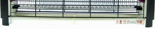 """Ножки в нижней части корпуса """"Ангара-130 LED"""" позволяют надежно установить прибор на горизонтальную поверхность"""