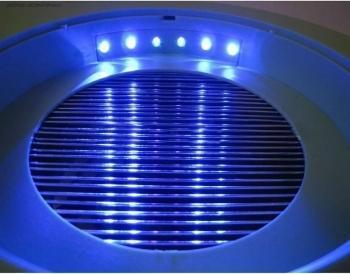 УФ-светодиоды позволяют Ангара-40 снизить расход электроэнергии при прежней эффективности