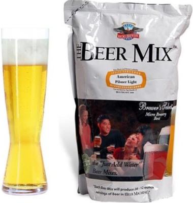 Готовить домашнее пиво очень просто!