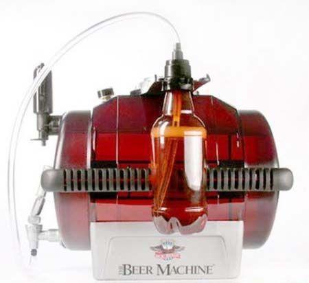 С домашней пивоварней Вы сами сможете приготовить свежий пенный напиток прямо в своей квартире!