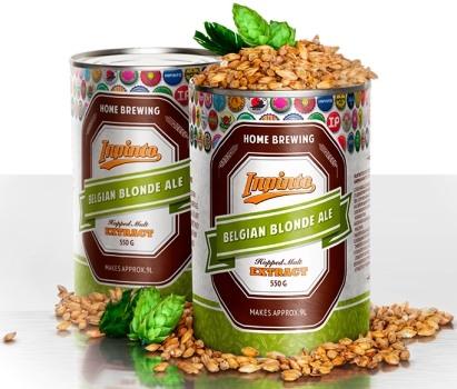 """Пивная смесь """"Inpinto Belgain Blonde Ale"""" 1.1 кг"""