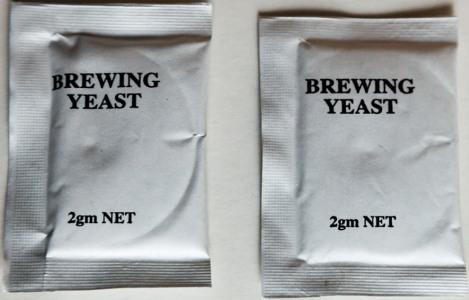 Помимо пивной смеси Вы получаете 2 пакетика с пивоваренными дрожжами