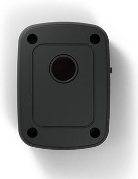 """Детектор видеокамер """"BugHunter Dvideo Nano"""" — вид с тыльной стороны"""