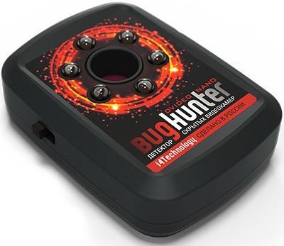 детектор скрытых видеокамер