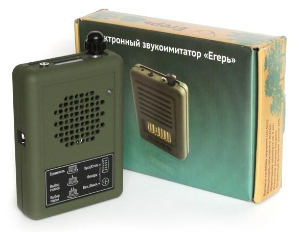 """Электронный манок """"Егерь-5М"""""""