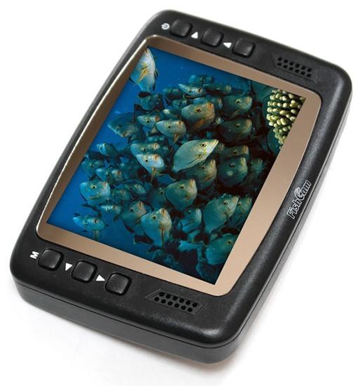 """С рыболовной видеокамерой """"FishCam-501"""" подводный мир окажется в буквальном смысле — у Вас в руках!"""