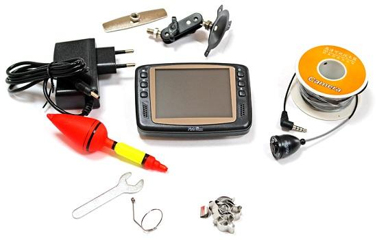 """Рыболовная видеокамера """"FishCam-501"""""""" отличается богатой комплектацией (нажмите на фото для увеличения)"""