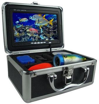 """Камера для рыбалки """"SITITEK FishCam-700 DVR"""" позволяет записывать видео и делать фотографии подводного мира"""