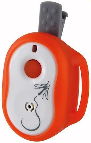 Плавающий частотный диапазон ультразвука позволяет данному отпугивателю эффективно воздействовать на самые разные виды комаров