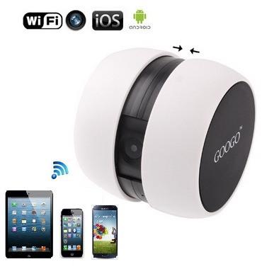 """Камера """"GOOGO"""" работает со мобильными устройствами на базе iOS или Android"""