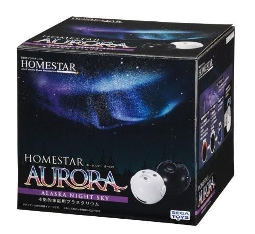 Упаковочная коробка домашнего планетария HomeStar Aurora Alaska