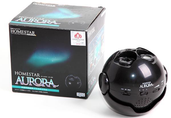 Домашний планетарий Homestar AURORA и упаковочная коробка к нему
