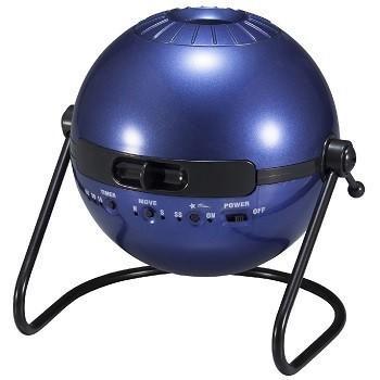 """Все органы управления планетарием """"HomeStar Classic"""" помещены на одну сторону корпуса, что делает его удобным в использовании"""