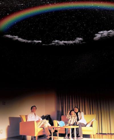 Домашний планетарий Homestar Resort позволит Вам наслаждаться звездным великолепием, раскинувшимся прямо на потолке Вашей комнаты!