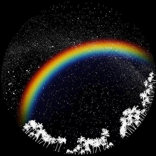 """Данная модель """"умеет"""" проецировать изображение не только звездного небосвода, но и уникальной гавайской радуги"""