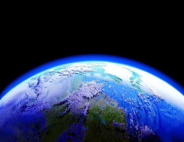 Планетарий Homestar Earth Theater проецирует не только звезды, но и панораму Земли