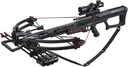"""Несомненным преимуществом  арбалета """"МК-400"""" является """"хищный"""" дизайн, полностью отражающий сущность данного оружия (нажмите на фото для увеличения)"""
