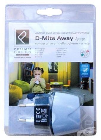 Стационарный отпугиватель пылевого клеща MiteLess Home в упаковке