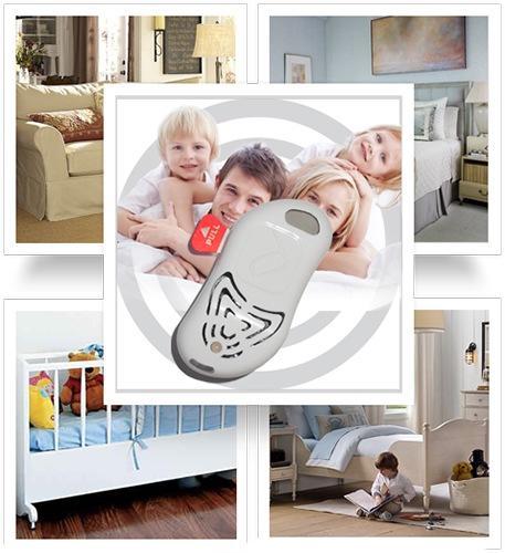 """Ультразвуковой отпугиватель """"MiteLess"""" — действенное средство защиты от пылевых клещей и аллергенов, которые они распространяют по дому"""