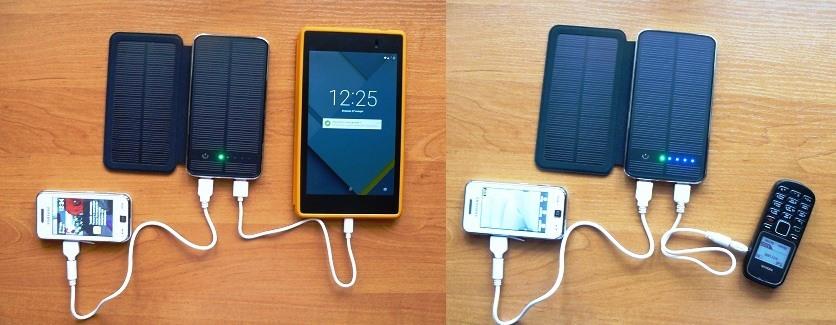 Солнечная зарядное к телефону своими руками