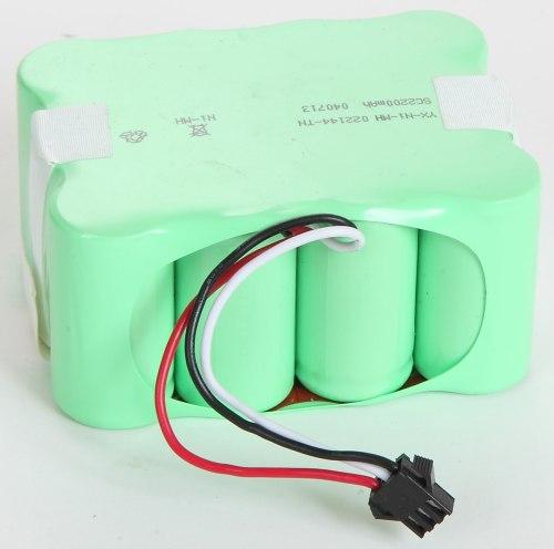 """Аккумуляторный блок можно извлечь из корпуса робота-пылесоса """"Robo-sos XR-510D"""""""