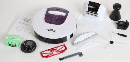 """В комплектации робота-пылесоса """"Robo-sos XR-510D"""" есть всё, что только могут положить в коробку производители таких устройств на сегодняшний день"""