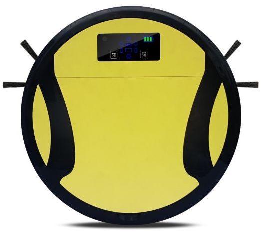 Управлять роботом-пылесосом SITITEK 330A очень легко с помощью сенсорного экрана