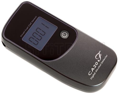 Алкотестер SITITEK CA20F — надежный прибор, измеряющий концентрацию паров этанола в выдохе с высокой точностью