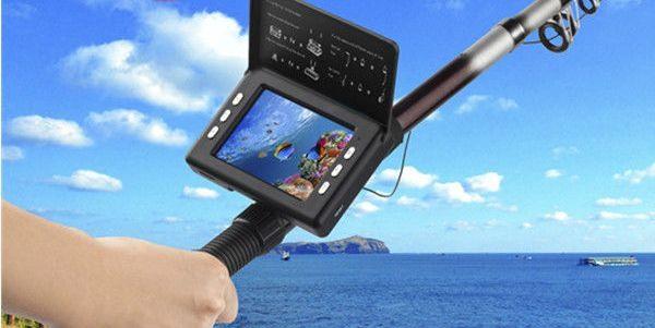 Видеокамера для рыбалки FishCam 350 DVR