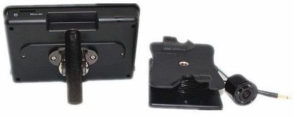 """Монитор видеокамеры """"SITITEK FishCam 350 DVR"""" оснащен креплением на удилище"""