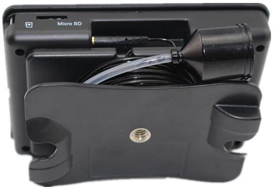 """Видеокамера для рыбалки """"SITITEK FishCam 350 DVR"""" имеет стандартное резбовое отверстие для различных креплений"""