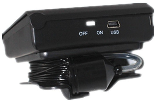 """Видеокамера для рыбалки """"SITITEK FishCam 350 DVR"""" укомплектована кабелем на 20 метров"""