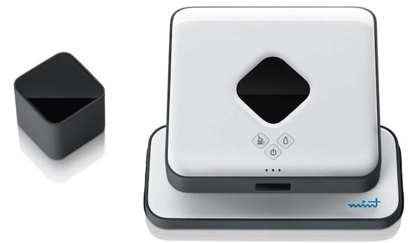 """Куб-навигатор является частью навигационной системы робота-полотера """"SITITEK Mint 5200"""""""