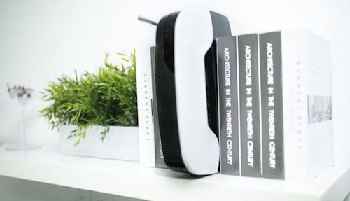 """Робот-пылесос """"SITITEK S600"""" имеет стильный дизайн, поэтому он легко станет частью любого интерьера"""