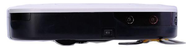 """""""SITITEK S600"""" оснащен датчиками, которые исключают столкновение робота-пылесоса со стенами и мебелью"""