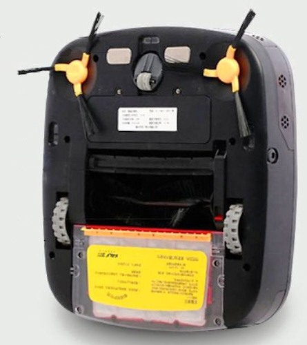 Внешний вид робота-пылесоса SITITEK S600 снизу