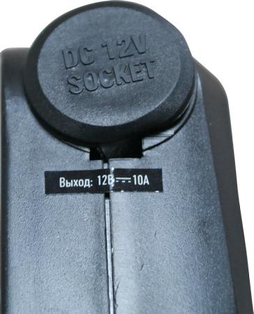 SITITEK Termolux-200USB можно использовать как источник питания 12 В