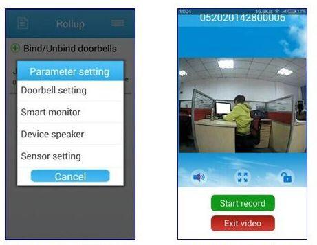 """Видеоглазок """"SITITEK i3"""" можно настраивать через специальное приложение для устройств под управлением iOS и Android"""