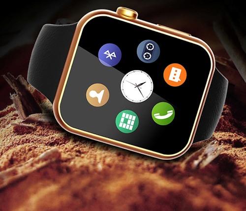 """Смарт часы """"A9"""" имеют стильный дизайн и высокую функциональность"""