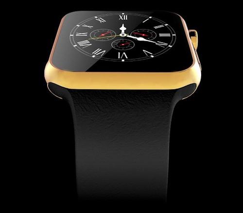 """Дисплей """"А9"""" может отображать время как обычные часы со стрелками"""