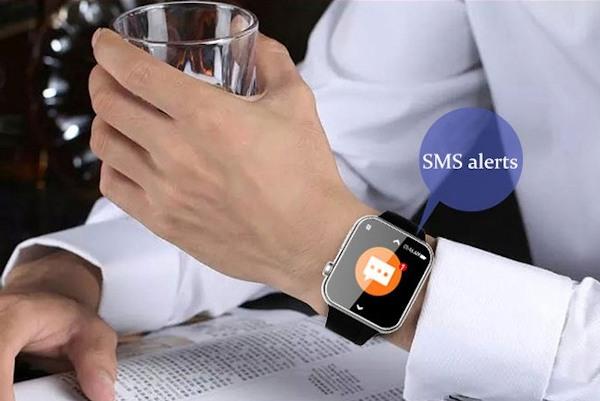 """Смарт часы """"A9"""" вовремя сообщат о СМС, пришедшем на Ваш смартфон"""